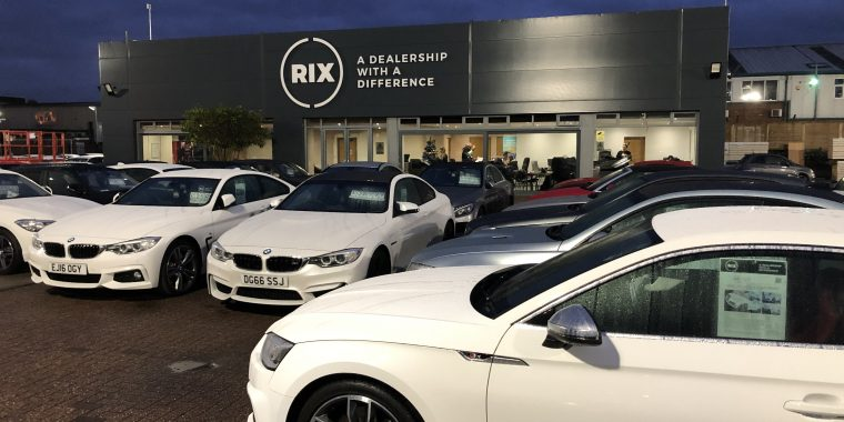 Car-Finance-Specialist-Rix-Motors-Warrington-Cheshire-UK-grows-in-popularity