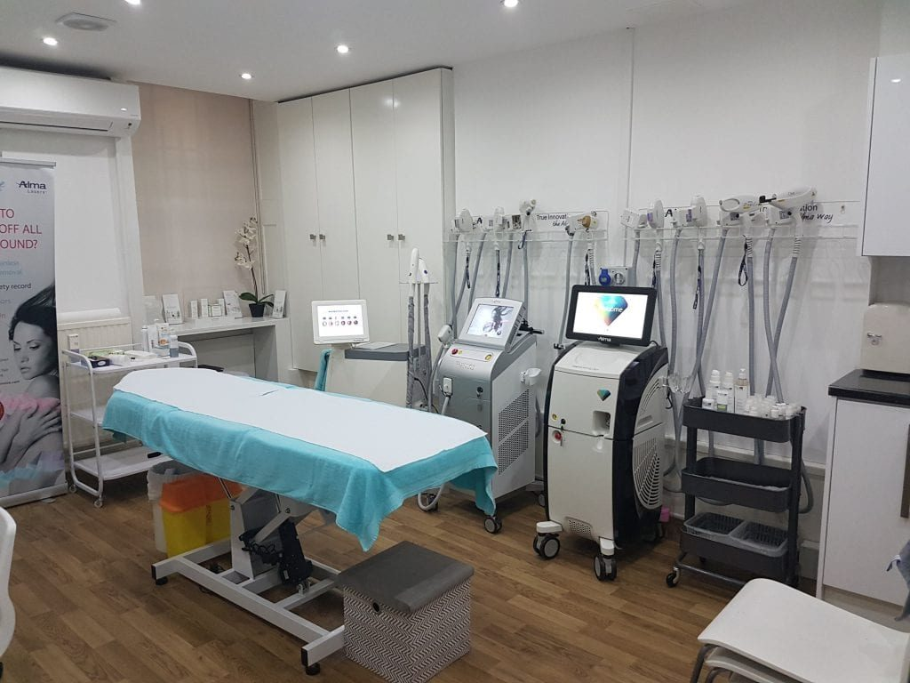 IPL Laser Hair Removal Training Facilites in London
