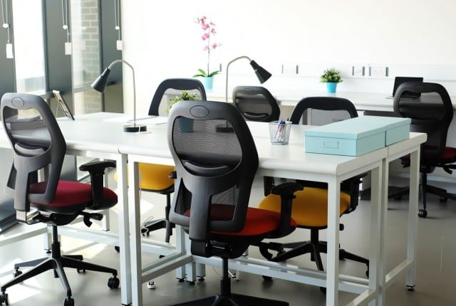 Office Space for Hot desking and CoWorking spaces available at Sensor City Liverpool UK
